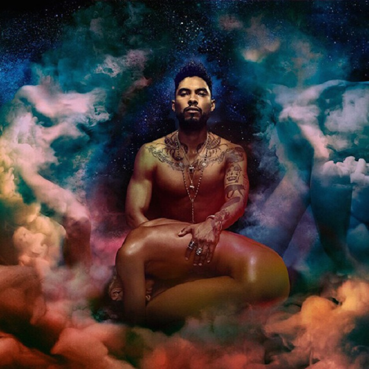 Miguel Reveals 'Wildheart' Album Art