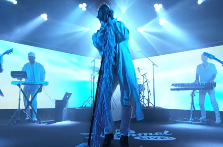 """Miguel """"Coffee"""" (live on 'Kimmel')"""