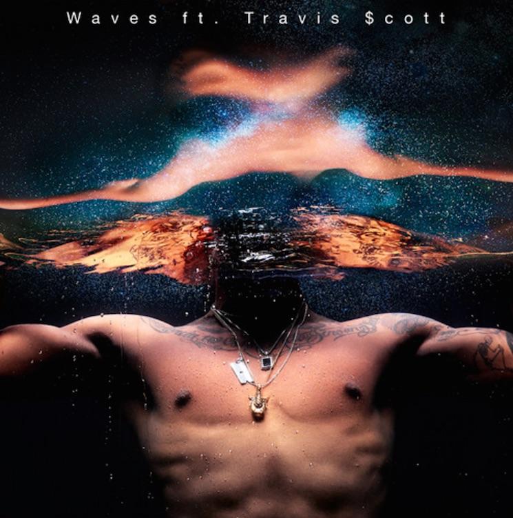 """Miguel """"Waves"""" (remix ft. Travis Scott)"""