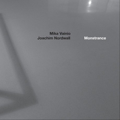Mika Vainio & Joachim Nordwall Monstrance