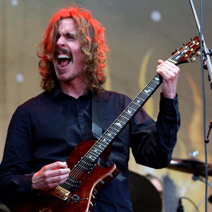 Opeth's Mikael Åkerfeldt to Score Netflix's 'Clark'