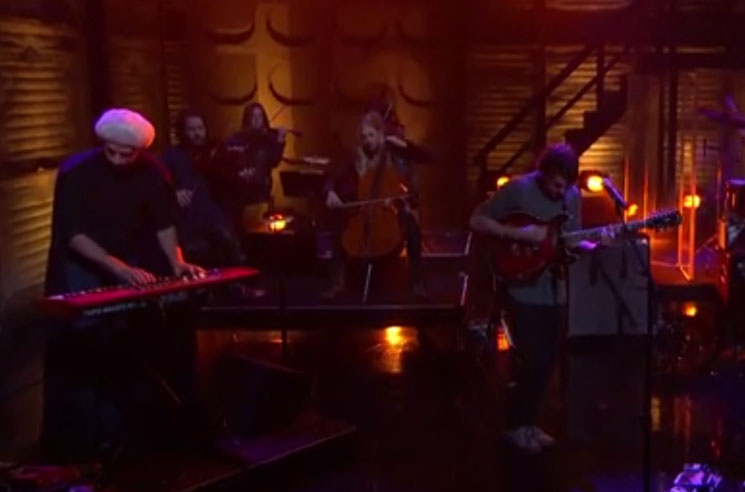 "Mikal Cronin ""Turn Around"" (live on 'Conan')"