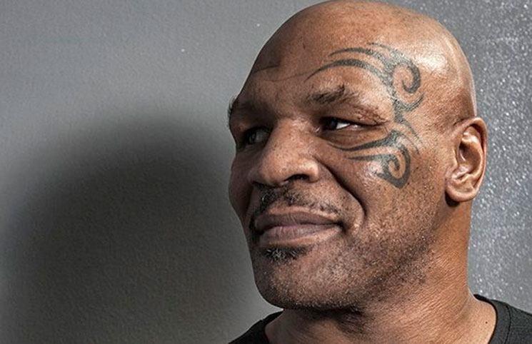 Mike Tyson Explains His Mussolini-Inspired Madonna Collaboration