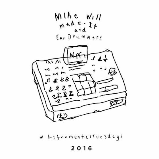 Mike WiLL Made-It Has Shared Instrumentals for Every Song He Produced in 2016