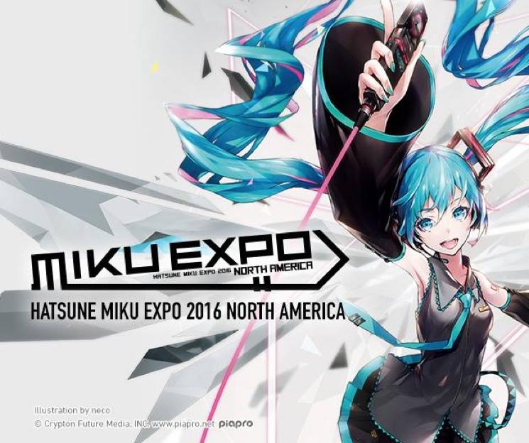 CGI J-Pop Star Hatsune Miku Announces North American Tour