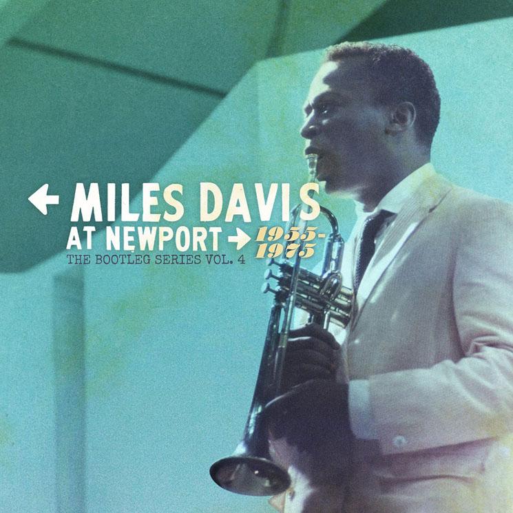 Miles Davis Miles Davis At Newport 1955-1975 The Bootleg Series Vol.4