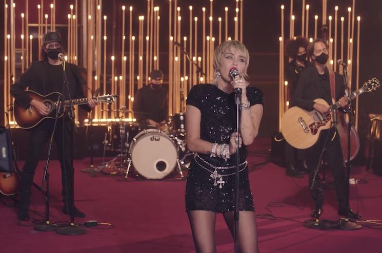 Watch Miley Cyrus Cover Billie Eilish