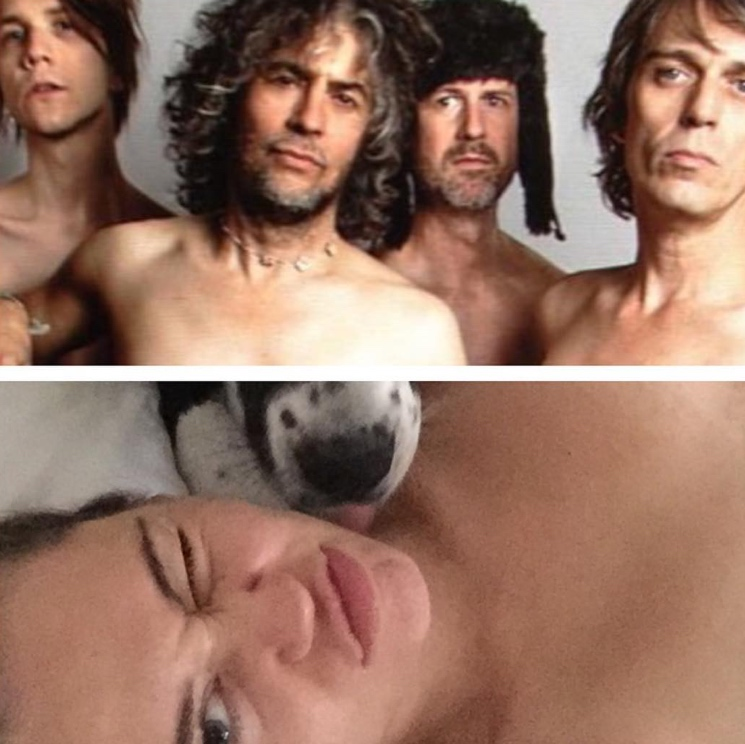 Miley Cyrus and the Flaming Lips Plot All-Nude Show