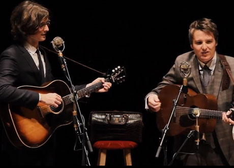 The Milk Carton Kids Announce Concert DVD