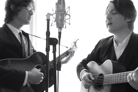 The Milk Carton Kids Map Out 2014 North American Tour, Book Canadian Dates