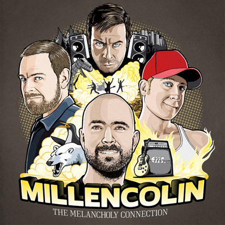 Millencolin Gather Up Rarities for 'The Melancholy Connection'