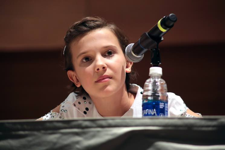 ​'Stranger Things' Star Millie Bobby Brown to Play Sherlock Holmes' Sister in New Film Series
