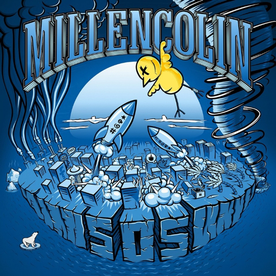 Millencolin Announce 'SOS' Album