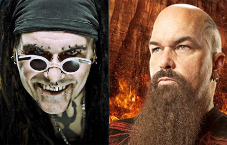 "Beefs 2013: Ministry's Al Jourgensen Calls Kerry King a ""Douchebag"""