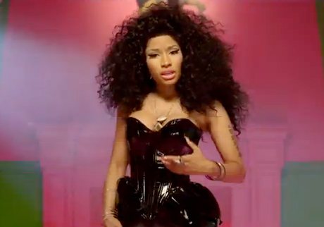 "Nicki Minaj ""I Am Your Leader"" (ft. Rick Ross, Cam'ron) (video)"