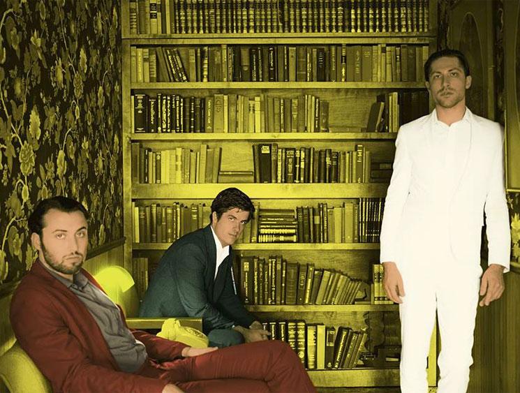 Mini Mansions Get Brian Wilson, Alex Turner for New Album