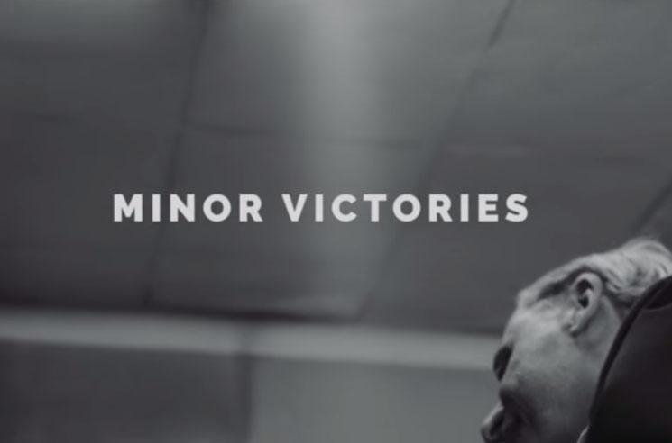 Minor Victories 'Film One' (album trailer)