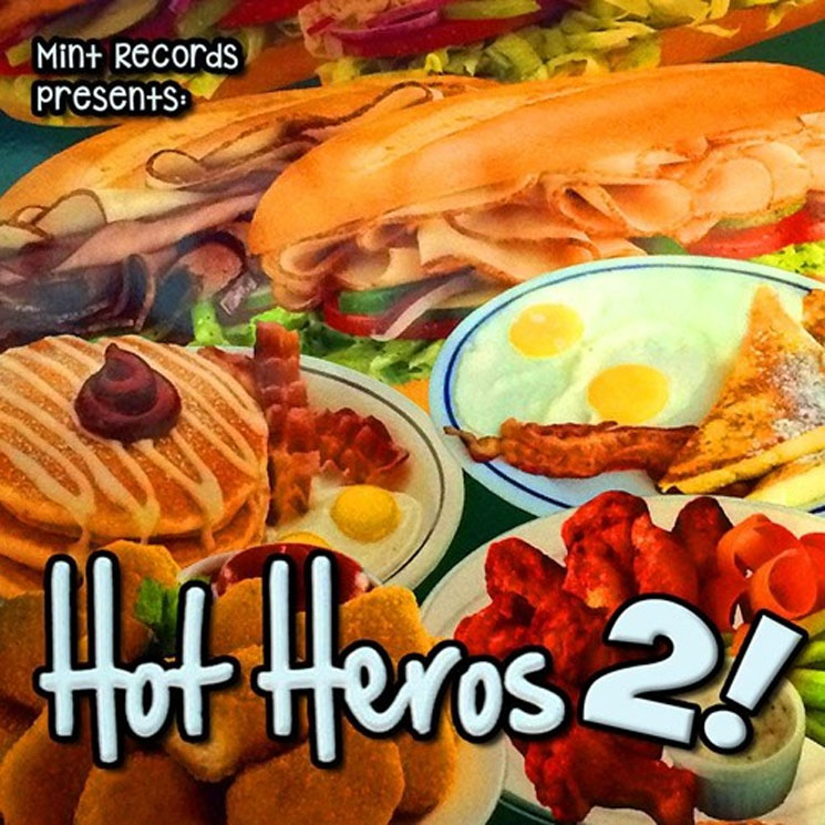 Various Artists 'Hot Heros 2' (Mint Records compilation)