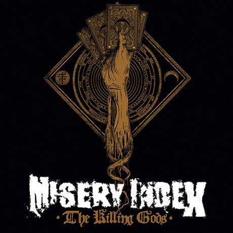 Misery Index 'The Killing Gods' (album stream)