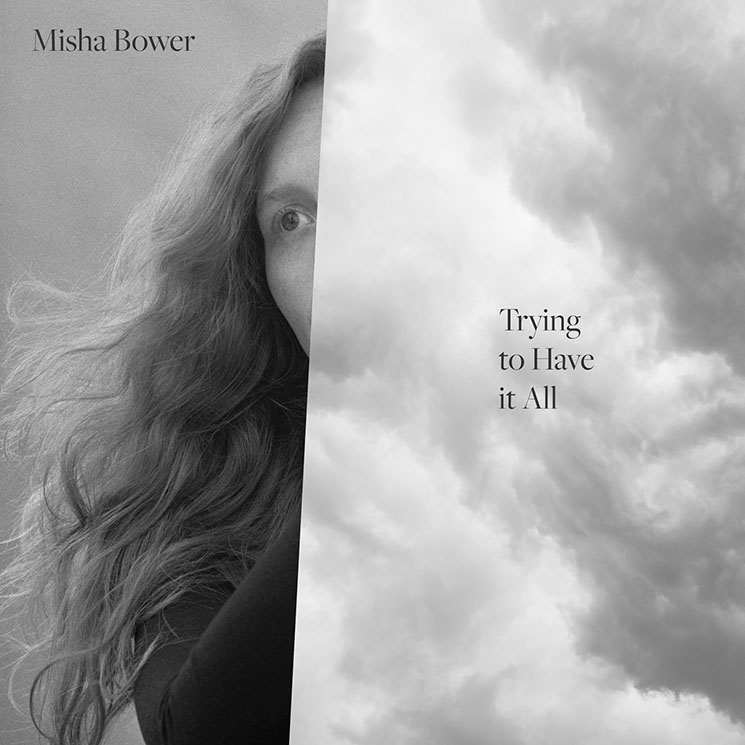 Misha Bower Trying to Have It All