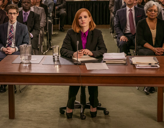 Miss Sloane Directed by John Madden
