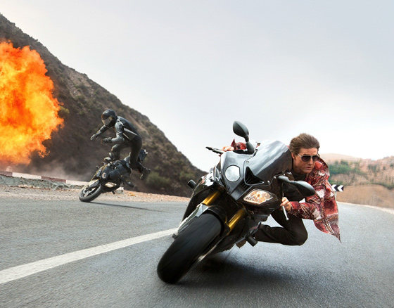 Mission: Impossible – Rogue Nation Christopher McQuarrie