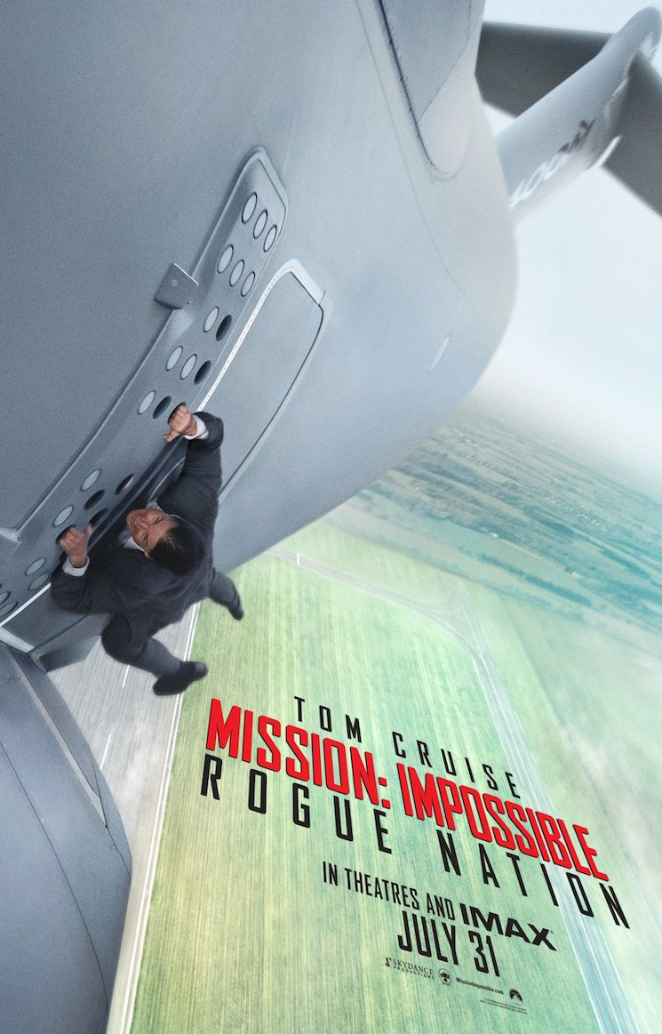 Mission Impossible: Rogue Nation Trailer