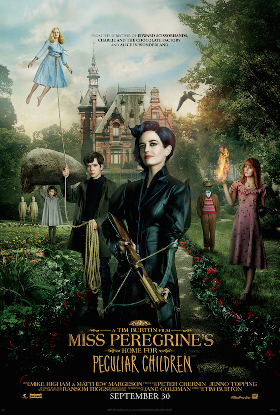 Miss Peregrine's Home for Peculiar Children Trailer