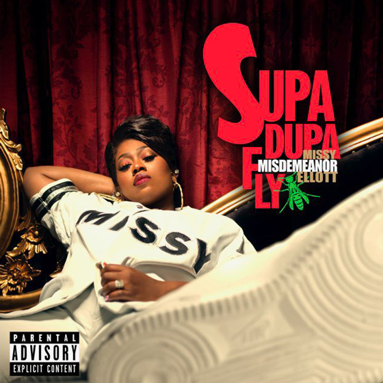 ​Missy Elliott Recreated Her 'Supa Dupa Fly' Album Cover for Halloween