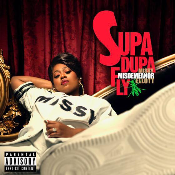 Missy Elliott Recreated Her 'Supa Dupa Fly' Album Cover for Halloween