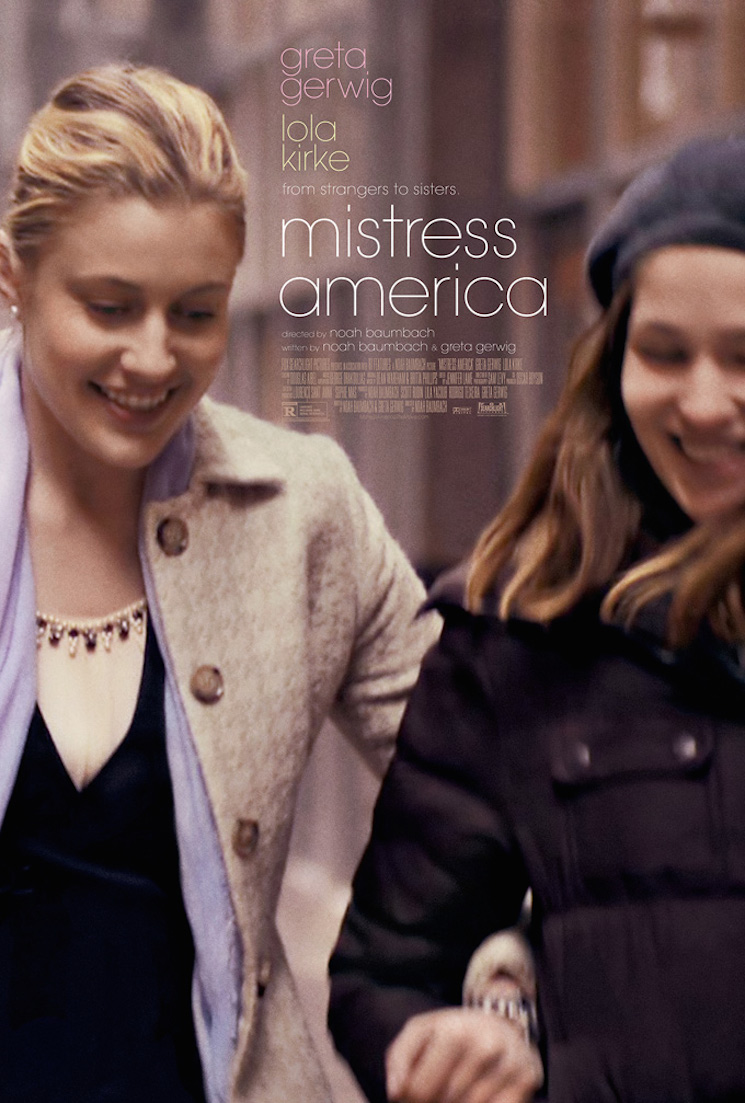 Dean Wareham and Britta Phillips 'Mistress America' (soundtrack teaser)