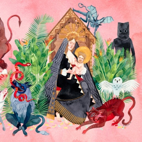Father John Misty Details 'I Love You, Honeybear' LP, Announces North American Tour Dates
