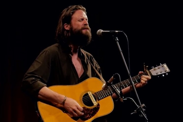 Father John Misty Live on KEXP (full video)