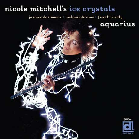 Nicole Mitchell's Ice Crystal Aquarius