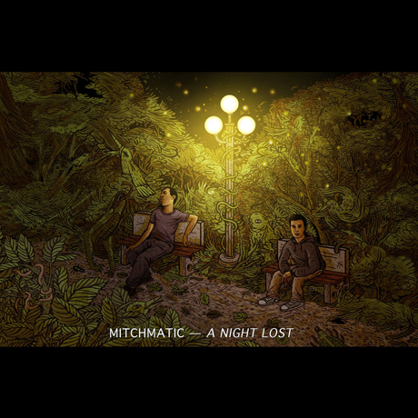Mitchmatic 'A Night Lost' (album stream)
