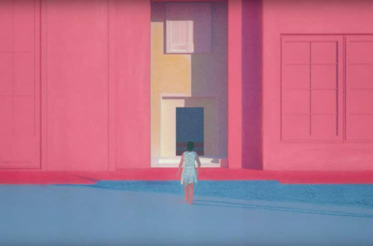 "​Mitski Unveils Illustrated ""A Pearl"" Video"