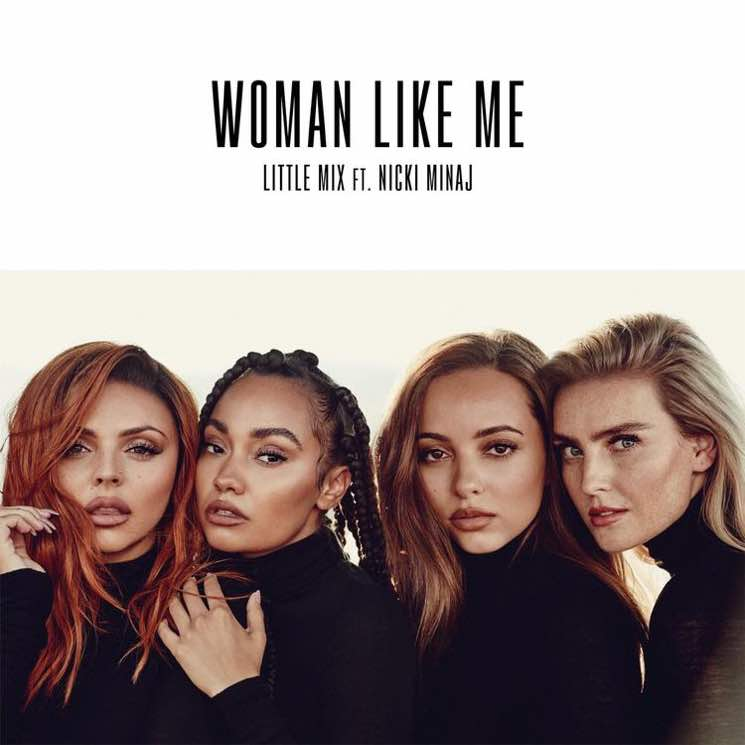 "​Nicki Minaj Hops on ""Woman Like Me"" by Little Mix"