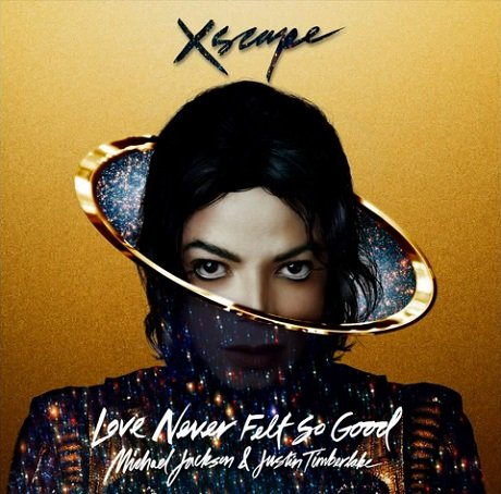 "Michael Jackson ""Love Never Felt So Good"" (ft. Justin Timberlake)"
