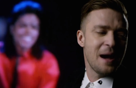 "Michael Jackson ""Love Never Felt So Good"" (ft. Justin Timberlake) (video)"