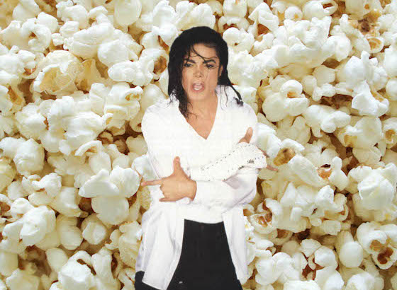 "Watch the Throne: Michael Jackson Estate Suing ""King of Pop"" Popcorn Company"