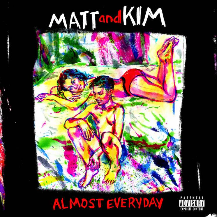 ​Matt & Kim Get Mark Hoppus, King Tuff, Santigold, Kevin Morby for 'Almost Everyday' LP