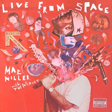 "Mac Miller ""Eggs Aisle"" / 'Live From Space' (album stream)"