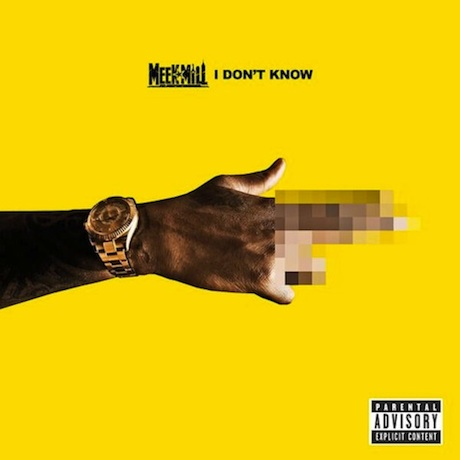 "Meek Mill ""I Don't Know"" (ft. Paloma Ford)"