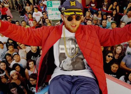 Mac Miller 'Diablo' (video)