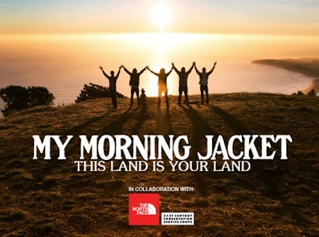 My Morning Jacket 'This Land is Your Land' (Woody Guthrie cover)