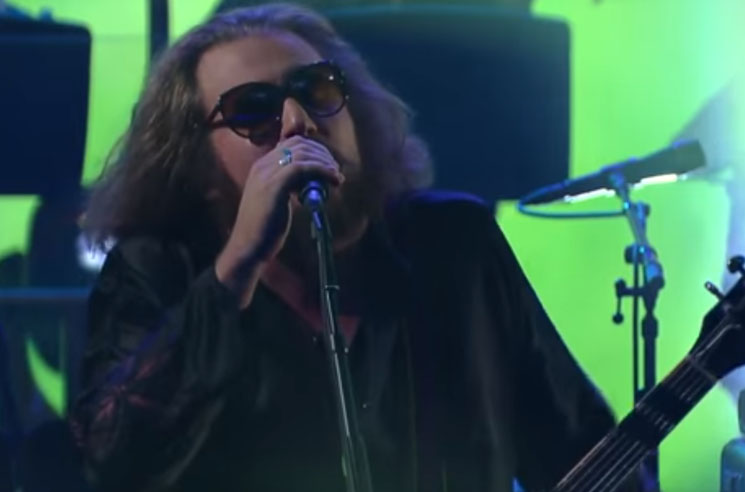 "My Morning Jacket ""Tropics"" (live on 'Colbert')"