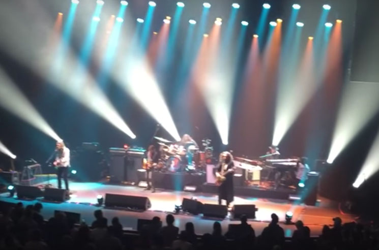 "My Morning Jacket ""I Love You All the Time"" (Eagles of Death Metal cover) (live video)"