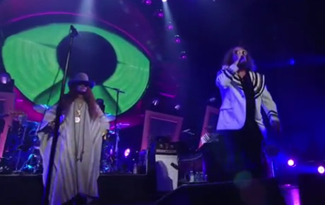 "My Morning Jacket ""Wordless Chorus"" (ft. Erykah Badu)"