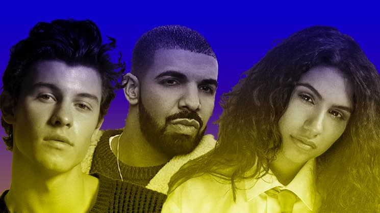 ​Here's the Full List of 2018 iHeartRadio MMVA Nominees
