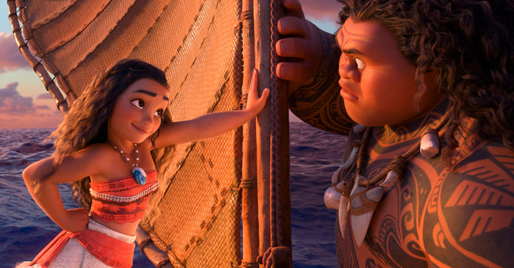 Moana Directed by Ron Clements, Don Hall, John Musker and Chris Williams